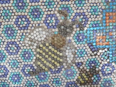 Honey Bee detail