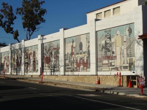 CA History Murals