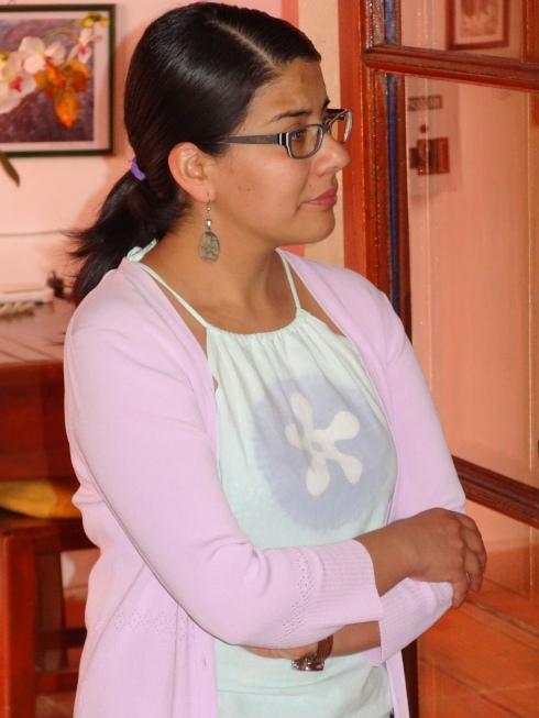 Maestra Caty