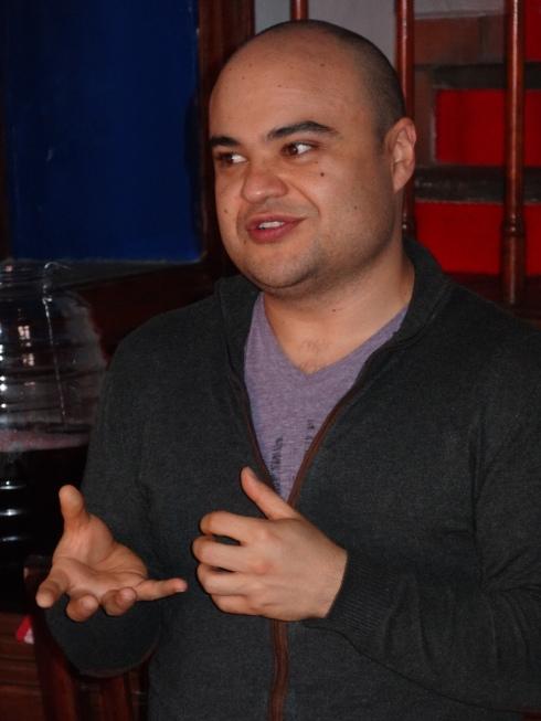 Maestro Juan Carlos